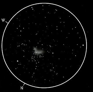 VCSE - Mai kép - Messier 17 - Kovács Gergő