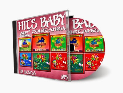 Download  musicasColetânea Hits Baby – 2014