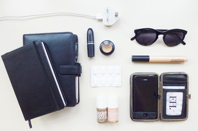 What's In My Handbag: The Fashion Week Edition
