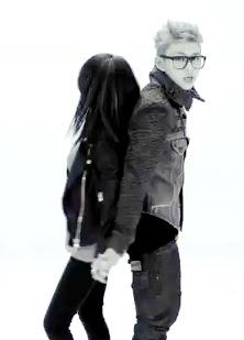 Kim Wan Seon BEAST Junhyung Be Quiet holding hands
