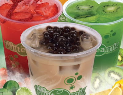 FruiTeaMix, Milk Tea, Promo, Vouchers, Discounts, Fruit Tea, CashCashPinoy Deals,
