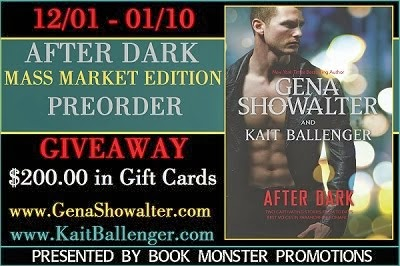 After Dark Preorder Giveaway