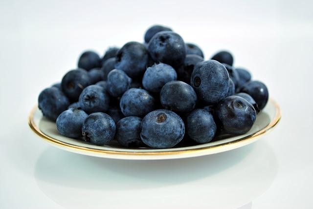Blueberry Bisa Meningkatkan dan Menambahkan daya Ingat Otak