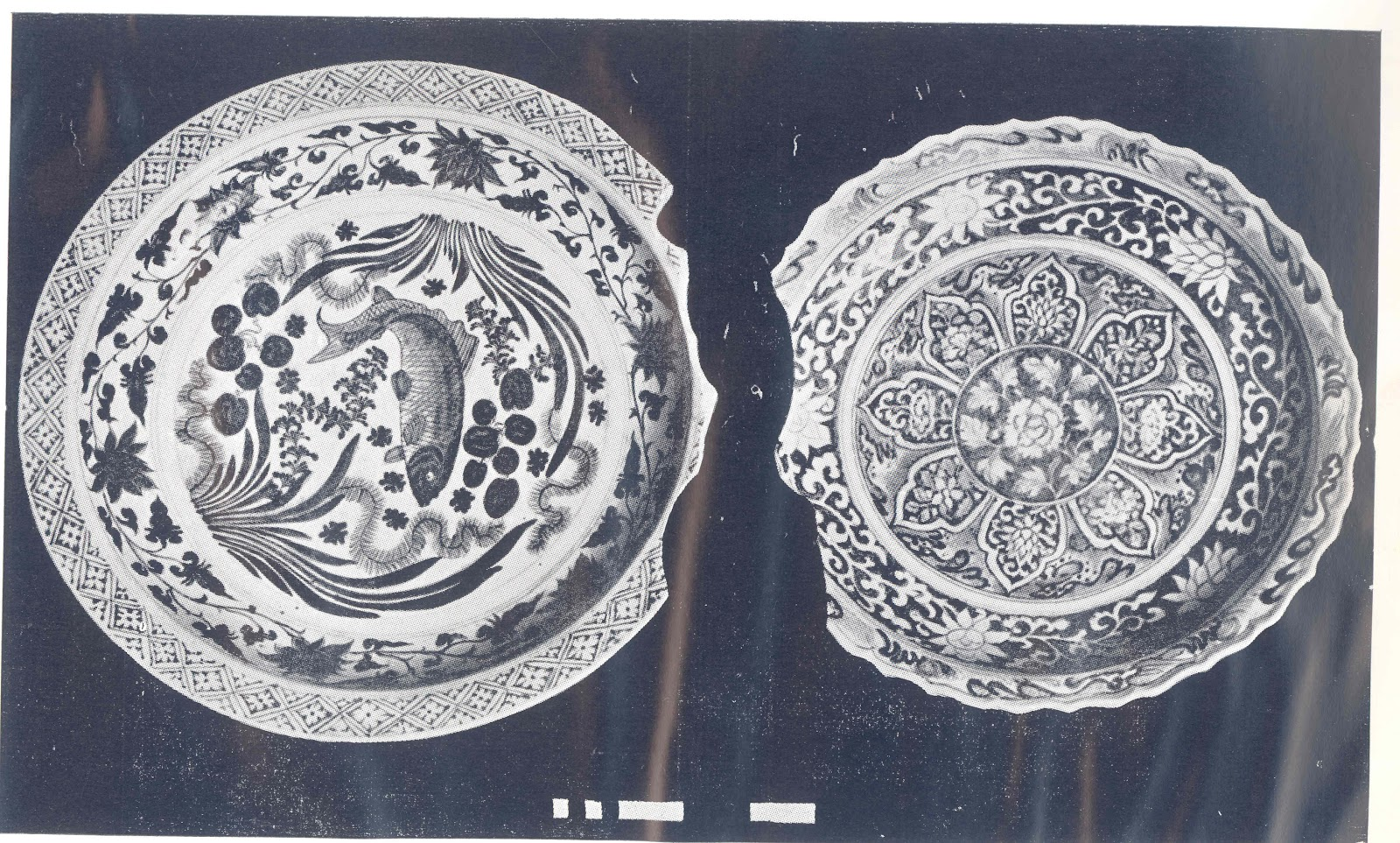Chinese Porcelain: Buddhist Symbols on the Chinese Porcelain from