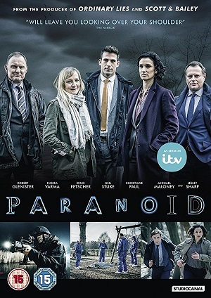 Torrent Série Paranoid 2018  720p Bluray HD WEB-DL completo