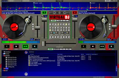 Dj alon mi peque a historia de software y hardware for Mesa de mezclas virtual