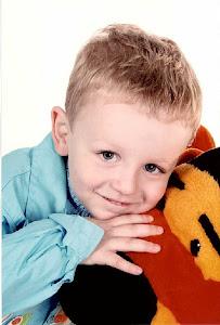 Guilherme - 3 anos