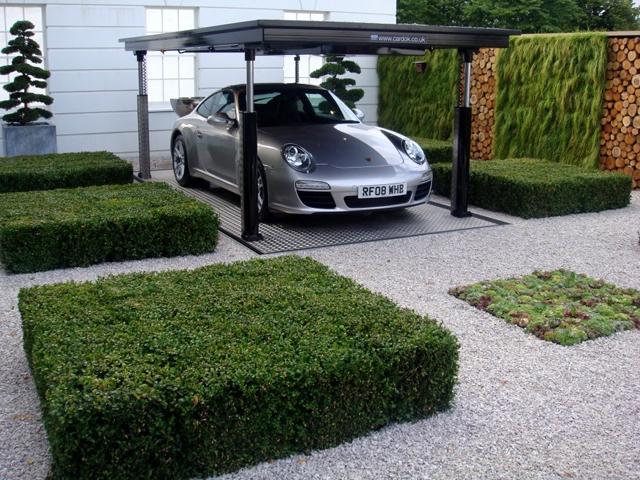 Cardok: estacionamento subterrâneo para carros