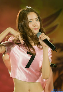 Im Yoona Korean Cute Girl Singer Sexy Number Seven Shirt 7