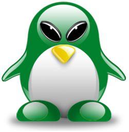 Alien Penguin