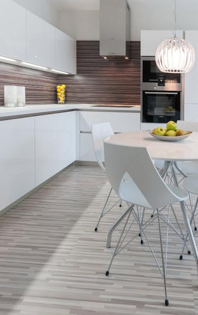 Dapur Minimalis Warna Putih 3