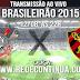 Corinthians x Sport - Brasileirão - 12/08 - 22hs