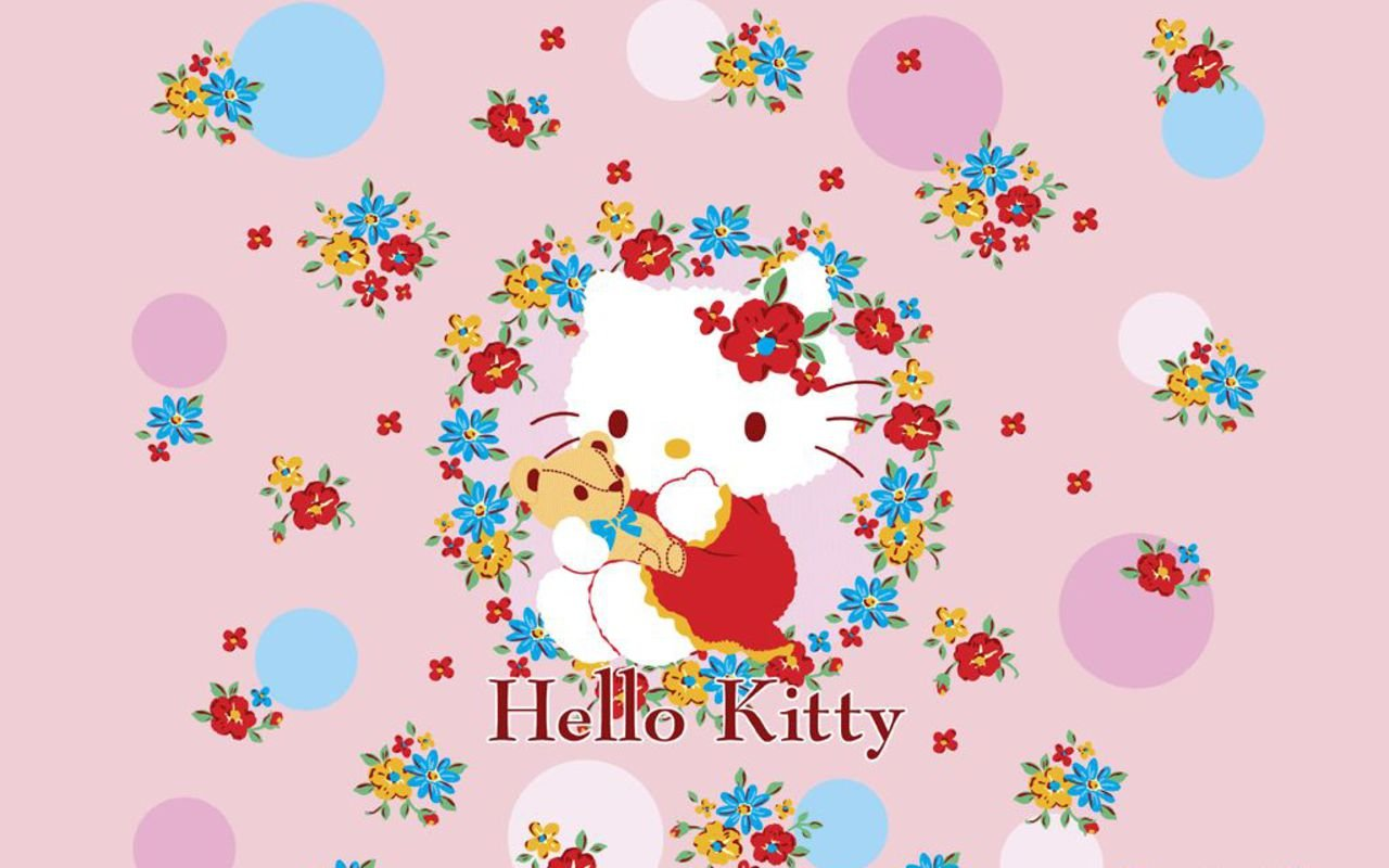 Great Wallpaper Hello Kitty Spring - hello+kitty+spring+wallpaper+%25283%2529  Pic_668062.jpg