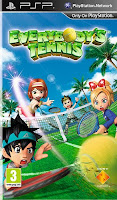Everybody's Tennis – PSP