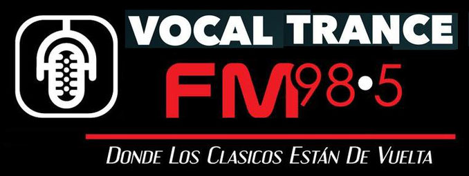 FM 98.5 Vocal Trance  The Live