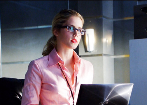 Personagem Felicity
