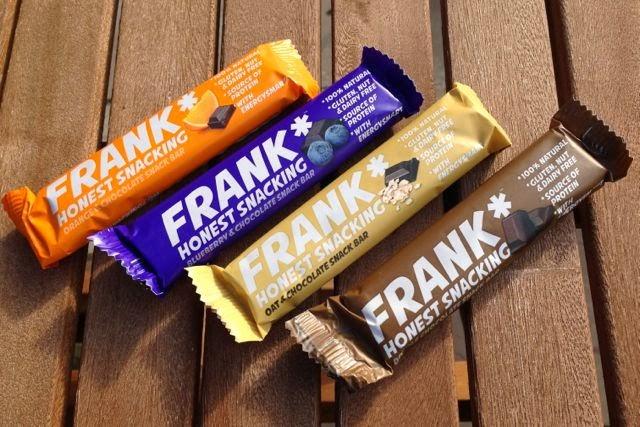 FRANK Snack Bars