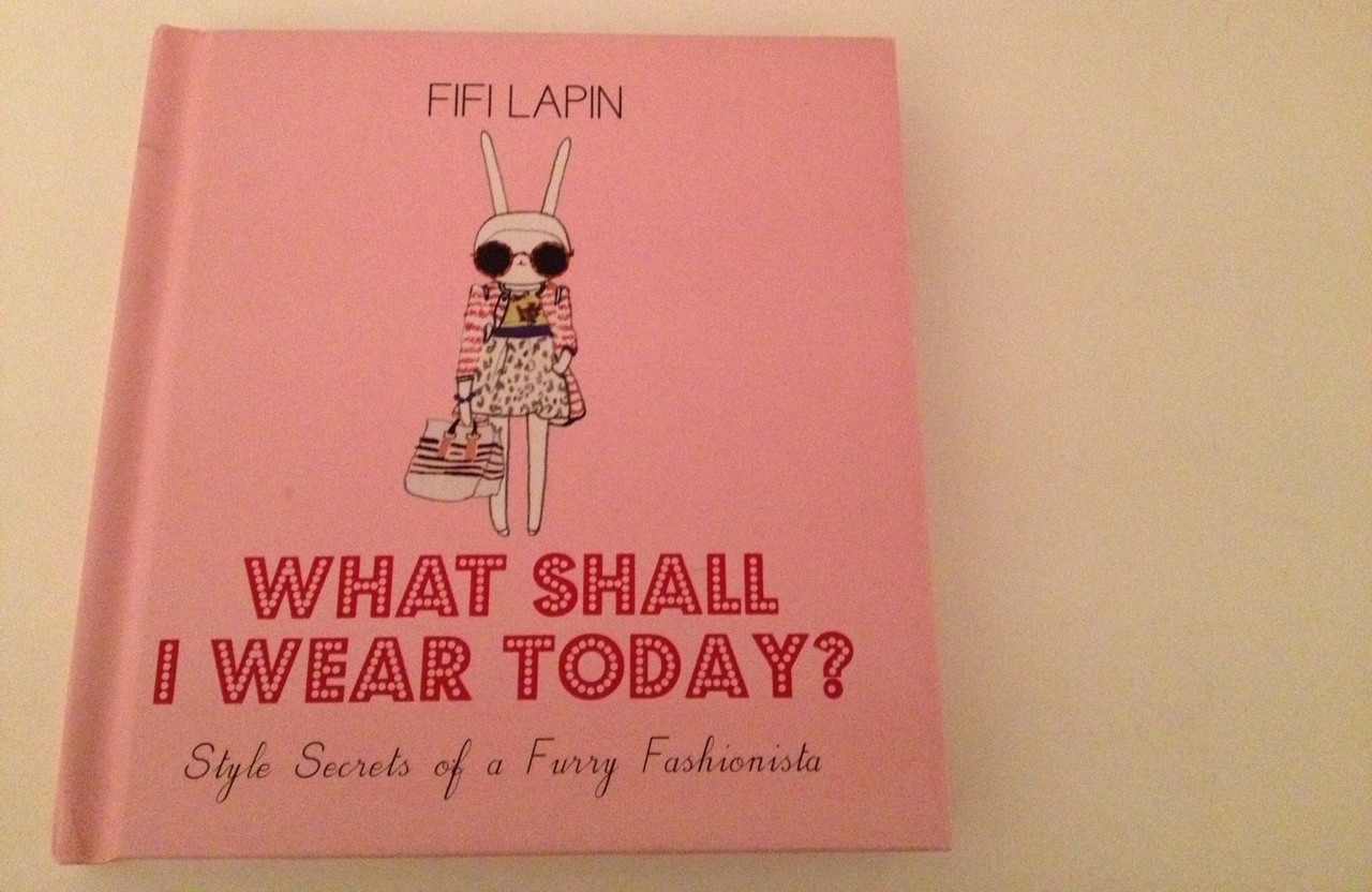 Fashion week Lapin fifi what shall i wear today for girls