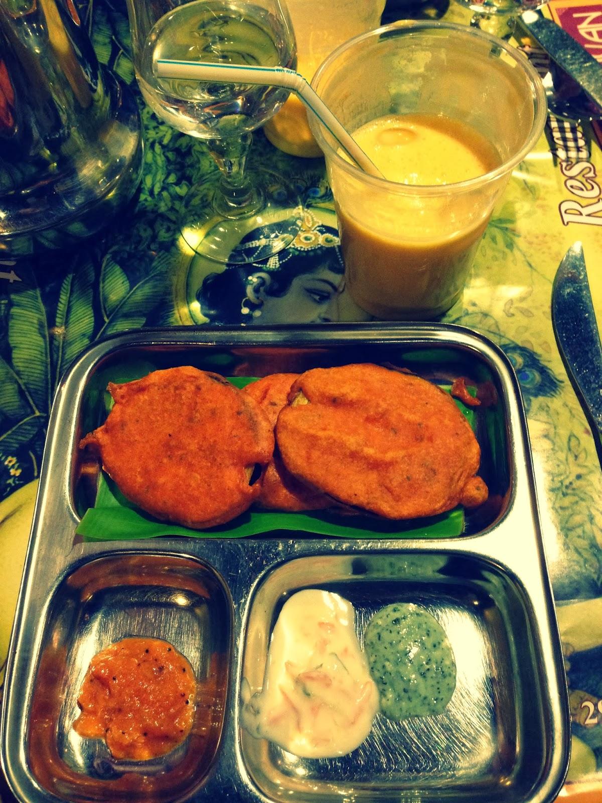 Nidocooking krishna bhavan restaurant v g tarien for Krishna bhavan paris