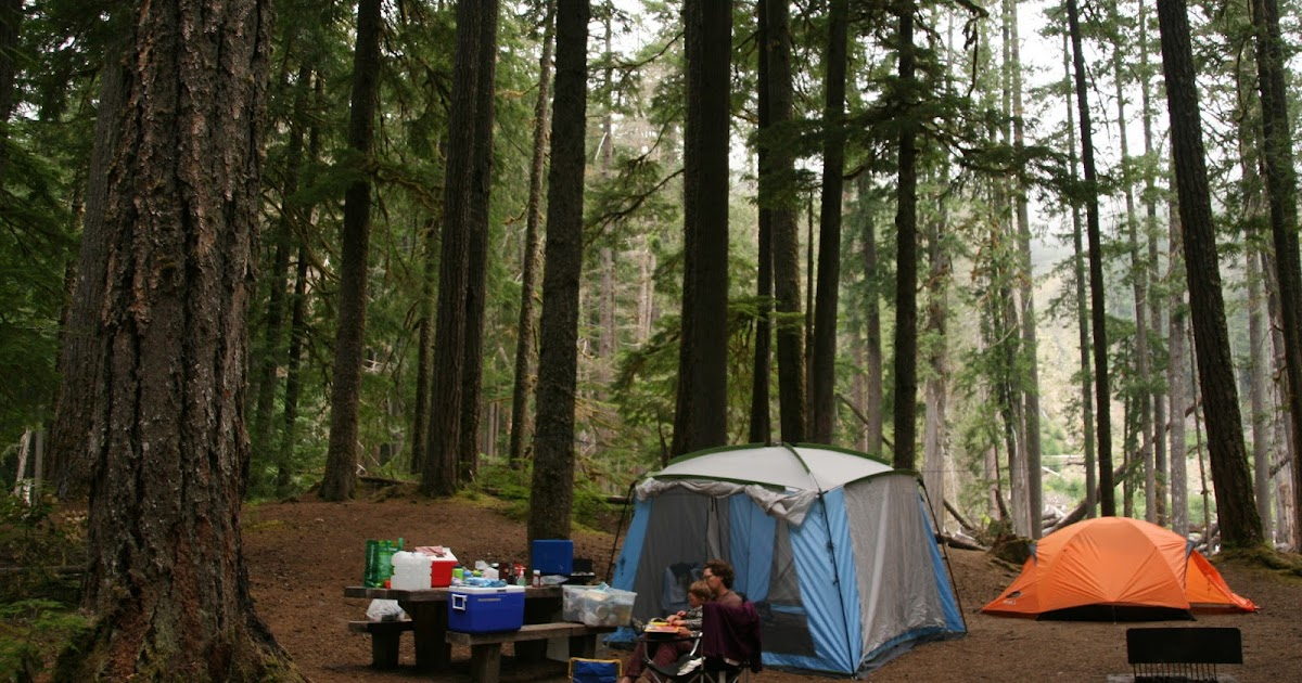 Camping Your Way Across North America