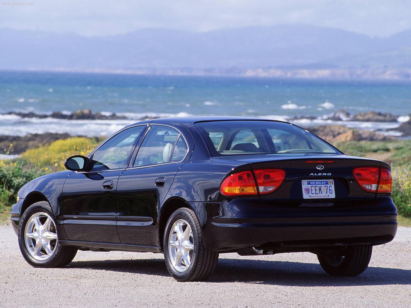 Hình ảnh xe ô tô Oldsmobile Alero 2000 & nội ngoại thất