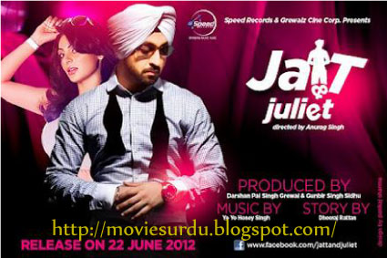 Jatt &#038; Juliet (2012) watch full punjabi movie Live online