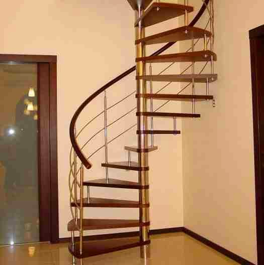 Home decorating interior design ideas for Spiral staircase blueprint
