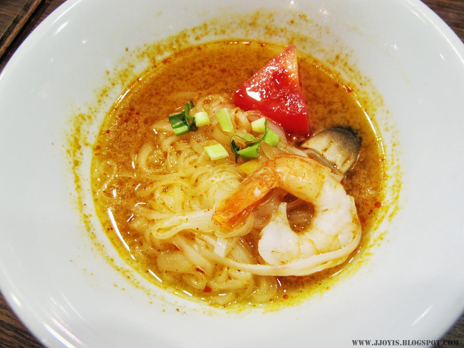 tom yum thai boat noodle