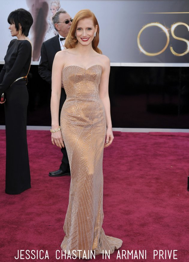 Fashion Favorites | 2013 Oscars