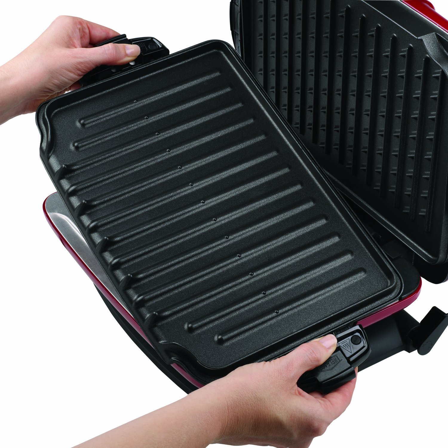 Guinea piggy reviews george foreman g5 grill grp90wgr review - George foreman replacement grill plates ...