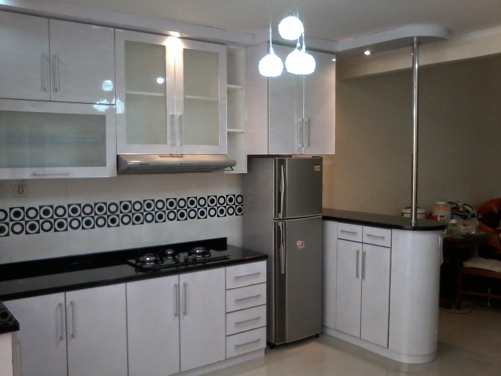Jasa kitchen set karawang for Jasa buat kitchen set