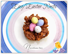 Easy Easter Nests