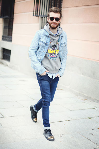street style menswear