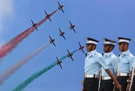 Indian air force doctrine 2012