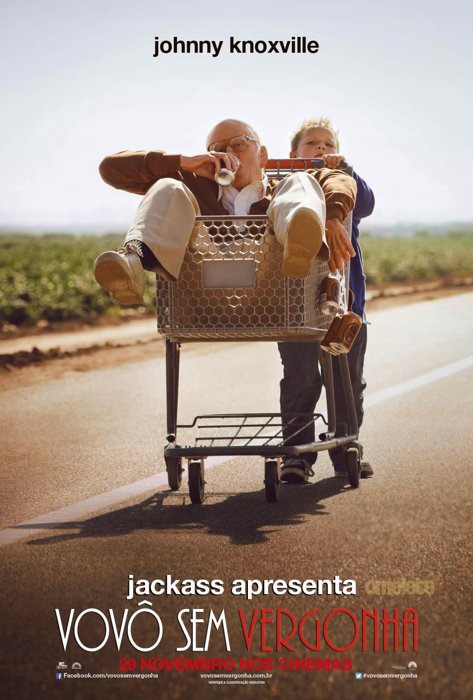 Assistir Jackass Apresenta: Vovô Sem Vergonha Online Legendado