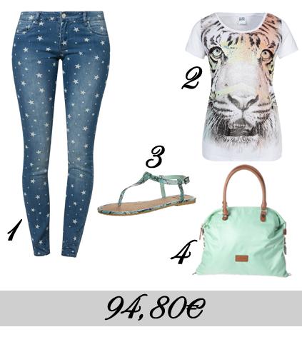 Outfit Zalando
