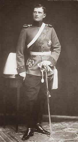 Prinz Heinrich von Bayern