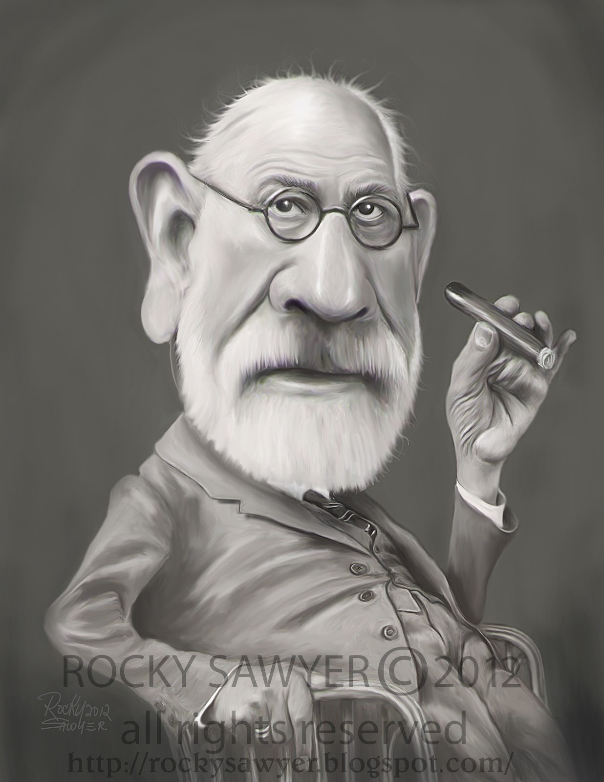 Sawyer Illustration Inc. caricature and cartoon art studio ...