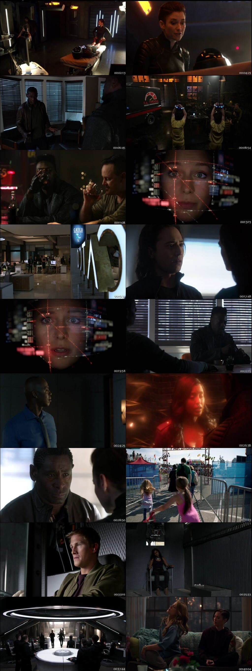 Screenshots Of English Show Supergirl Season 04 Episode 04 2018 WEB-DL 720P 300MB