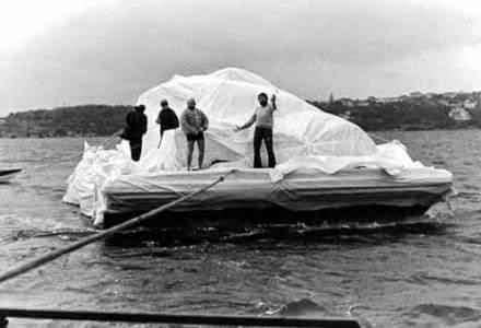 Sydney Harbour Iceberg