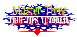 Master Trik Tips Tutorial