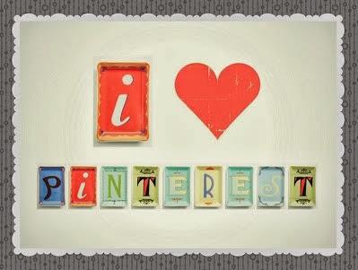 ♥ Sígueme en Pinterest