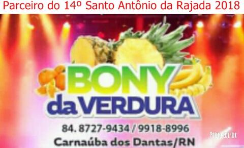 BONY DA VERDURA: Carnaúba dos Dantas