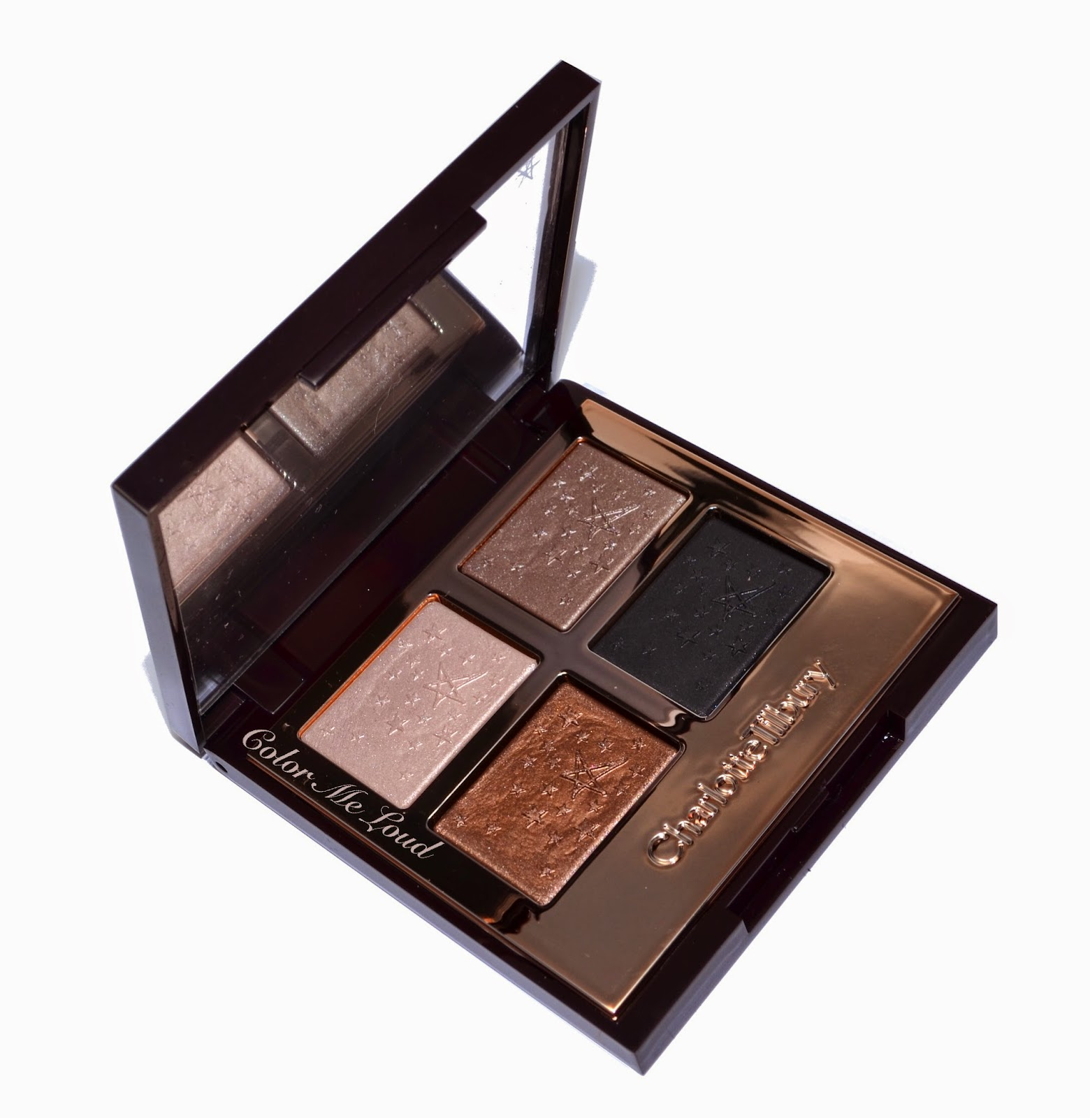 charlotte tilbury fallen angel luxury eyeshadow palette. Black Bedroom Furniture Sets. Home Design Ideas