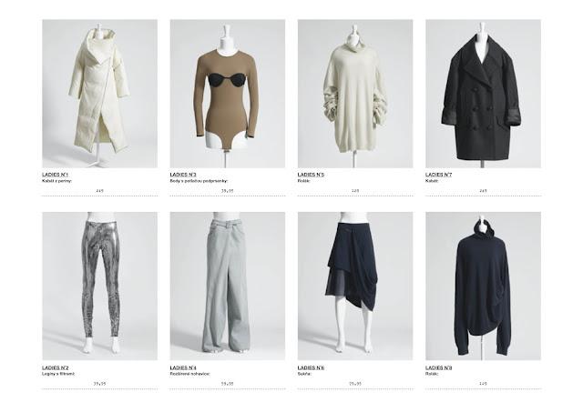 Maison Martin Margiela with H&M price list in euros (#8)