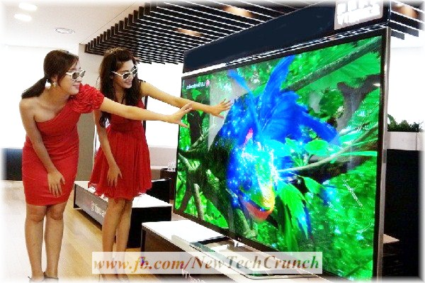 lg 84 inch 3d ultra definition ud TV new