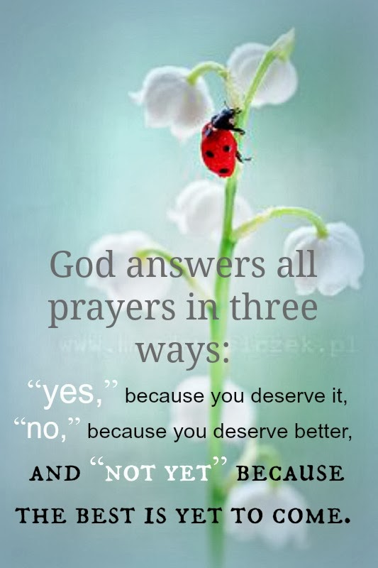 how to get your prayers answered by allah
