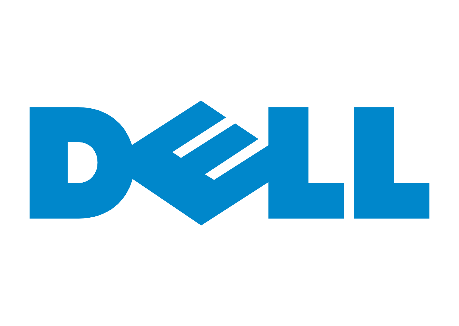 Dell Logo Vector download free