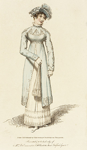 victorian influence on womens fashions Shoulders sloped and collars widened, the look was very feminine and showed an obvious relation to the fashions of the victorian romantic period (late 1840's) and this style hung on for almost 3 years.