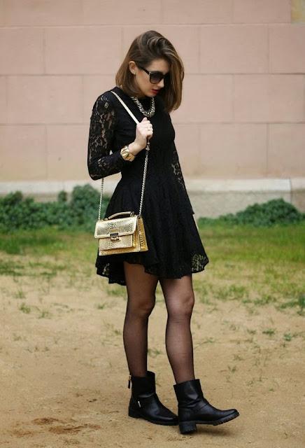 Que zapatos usar con vestidos